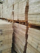 Poland Firewood, Pellets And Residues - All species in Poland Wood Briquets 15 x 9 x 6 cm