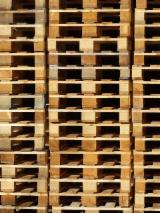 Lithuania Pallets And Packaging - One way pallets from Lithuania