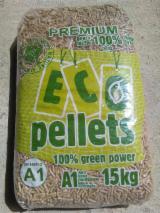 Wholesale  Wood Pellets - Beech (Europe) in Italy Wood Pellets 6 mm