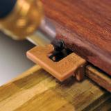 Decking Fasteners Hardware And Accessories - HIDDEN FASTENERS AND ACCESSORIES FOR HARDWOOD DECKS