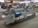 Macchine Lavorazione Legno - Troncatrice doppia per cornici OMGA modello TR2B N INC. INT. NC