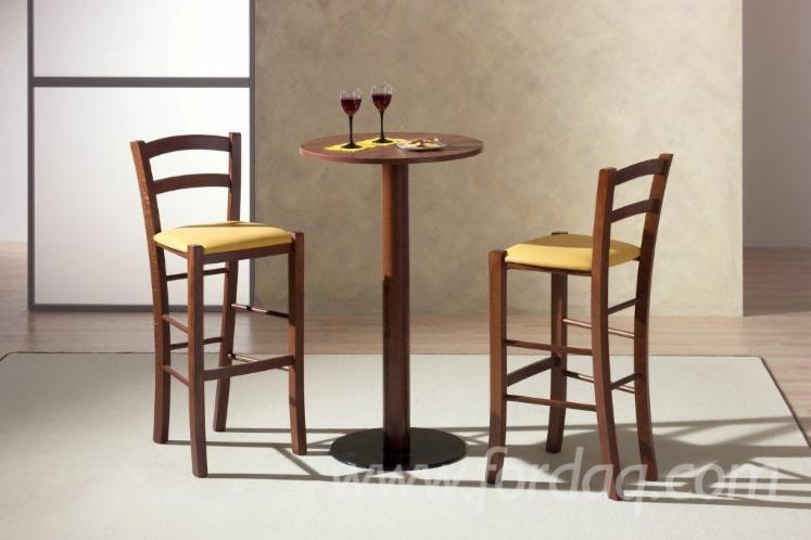 Wholesale Design Beech Bar Chairs Romania