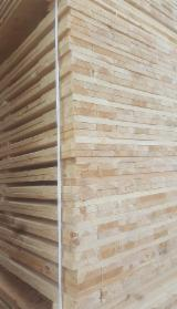 Pallet lumber - SOFTWOOD PALLETBOARDS 1 CHOICE CHAMFERED