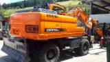 Forest & Harvesting Equipment - Used Doosan Zöggeler 2013 Processor in Italy