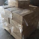 Sawdust wood briquets