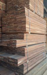 Germany Sawn Timber - Lumber - Granadillo - Platymiscium yucatanum