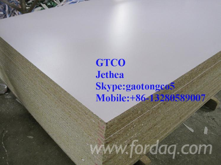 1200-2700mm-white-Melamine-particle