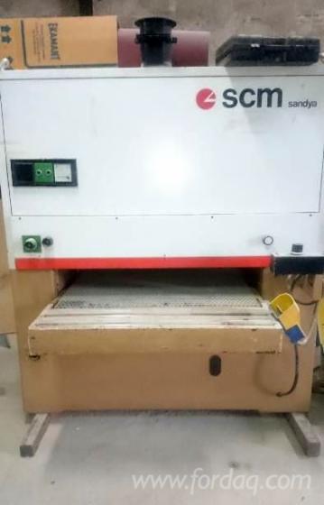 Wide-belt-sander-SCM-1100