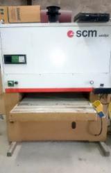 Wide belt sander SCM 1100 mm
