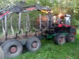 Forest & Harvesting Equipment - Forestry equipment forwarder TBM 80