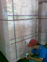 Solid Wood Panels - Balsa Glued Block End Grain