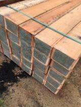 Laubschnittholz, Besäumtes Holz, Hobelware  Zu Verkaufen Brasilien - Schwellen, Eukalyptus