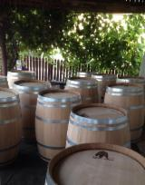 France Pallets And Packaging - New Wine Barrels - Vats France