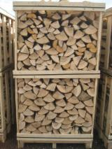 Hardwood  Logs - Firewood from ash and birch