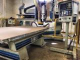 Maszyny do Obróbki Drewna dostawa - VR 508 (RL-280153) (Frezarka Pionowa Cnc)