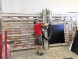Maszyny do Obróbki Drewna dostawa - OPTISAW II (PV-011249) (Pilarki tarczowe pionowe do płyt)