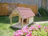 Négoce De Produits De Jardin En Bois - Niche pour chien, Modele REX-T