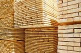 Sawn Timber for sale. Wholesale Sawn Timber exporters - 10-120 mm, Kiln dry (KD), Pine (Pinus sylvestris) - Redwood