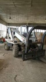 Find best timber supplies on Fordaq - Used Manitou Forklift For Sale Romania