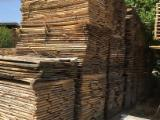 France Unedged Timber - Boules - Oak (European) Loose in France