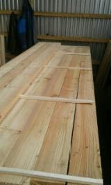 Softwood - Sawn Timber - Lumber - Planed timber (lumber)   Supplies Germany - 30-60 mm Fresh Sawn Larch (larix Spp.) in Germany