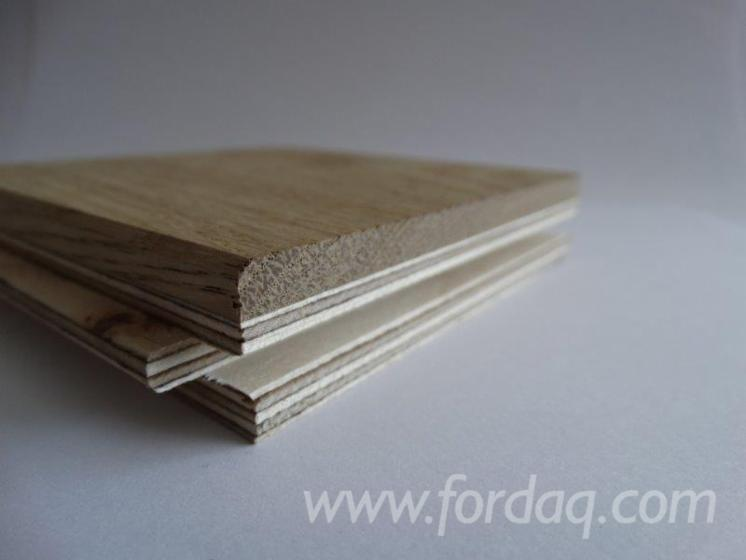 Oak Layered Flooring 21 mm