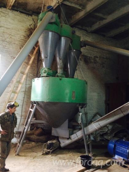 Wood pellets production project summary and business plan