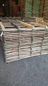 **STOCK** American Black walnut unedged