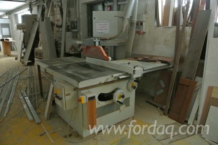 Used-Steton-1998-Solid-Wood-And-Panel-Sawing-Machines---Other-For-Sale-in
