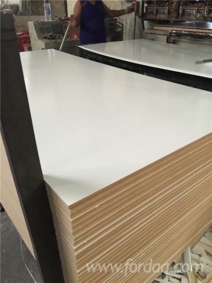 Melamine-laminated-MDF-board