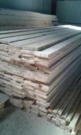 Softwood  Unedged Timber - Flitches - Boules - Fir  Boules -- mm Romania