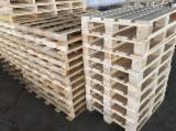 Pallets – Packaging - New Pallet Romania