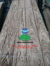 AA  Sliced Veneer - Zebrano Veneer QC Quarter Cut