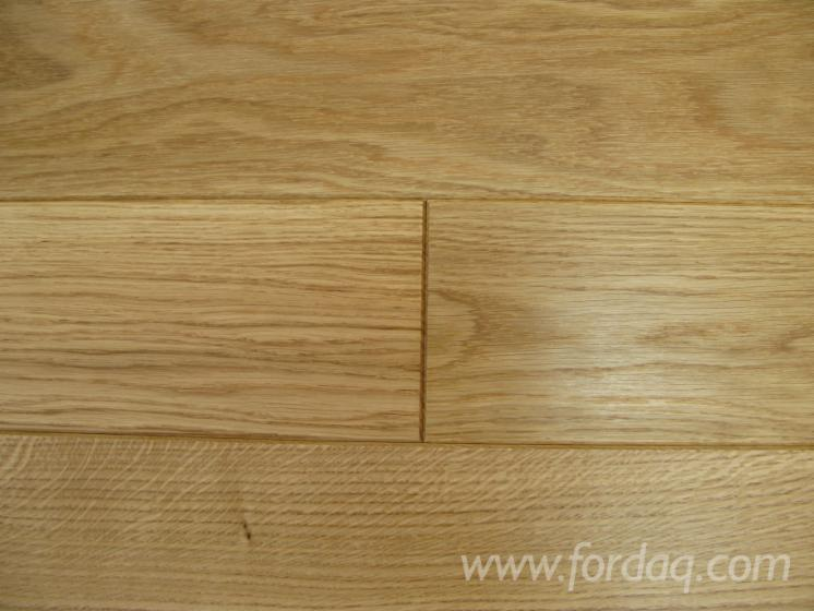 Oak Floor Boards 15 x 90 x 500-1200 mm