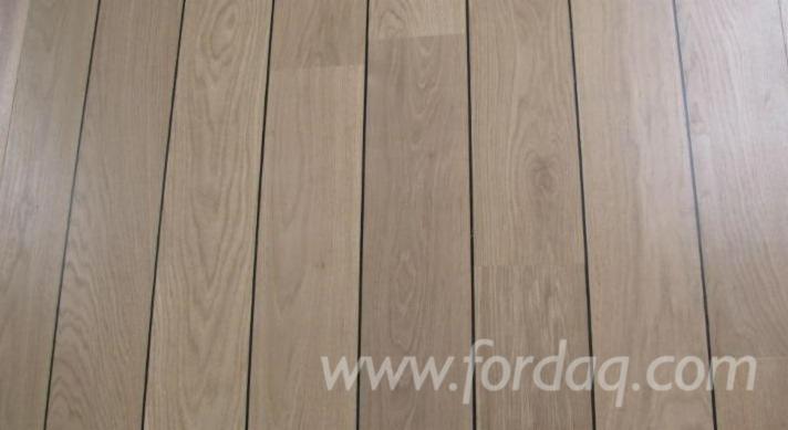 vend parquet massif bois debout fsc ch ne 15 mm pologne. Black Bedroom Furniture Sets. Home Design Ideas