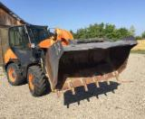 Front Stacker - Used Komatsu 2007 Front Stacker For Sale Romania