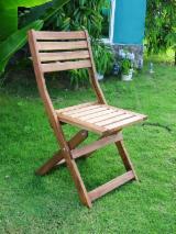 Garden Furniture - Acacia Folding Chair