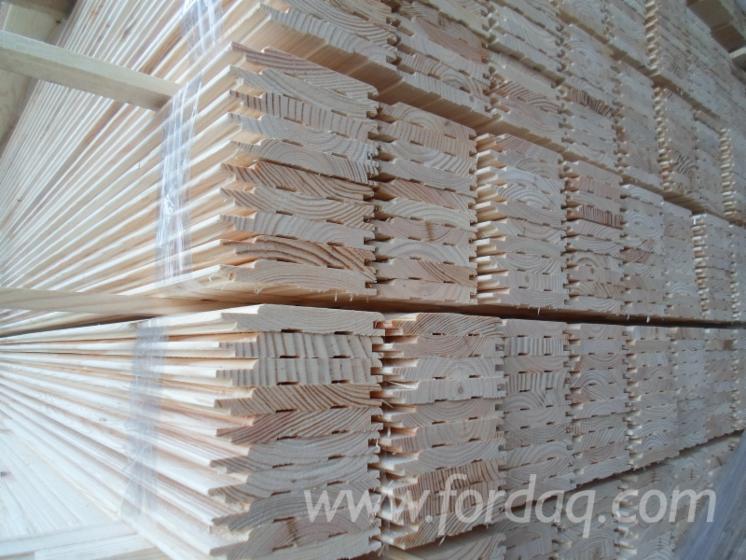 paneles para pared interior lambriz pino silvestre madera roja ucrania en venta with paneles para interiores