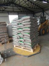 Romania Supplies - Beech Pellets 6 mm
