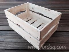 Crates--Pots