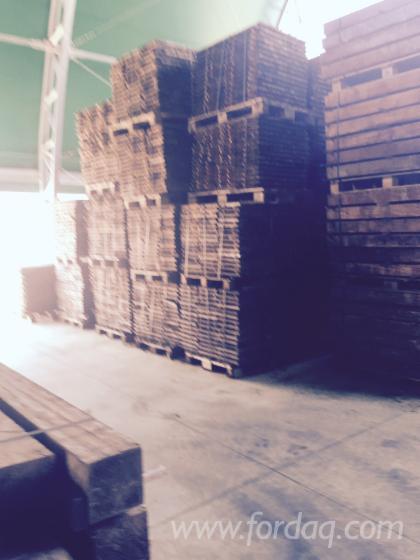 Wenge-lumber