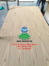 EV engineering teak veneered board, fancy ev teak mdf board