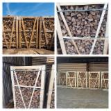 Firewood, Pellets And Residues - Firewood birch/pine/spruce