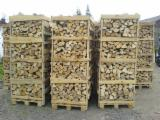 Oak (European) Firewood/Woodlogs Cleaved 25 cm