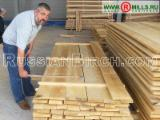 Hardwood Lumber And Sawn Timber - Russian Birch Lumber - KD8% - Select, 1 Common - Delivery to USA, Far East, Europe