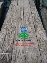 AA  Sliced Veneer - Q/C C/C Zebrano Veneer, Natural Veneer China