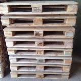 Recycled - Used In Good State  Pallets And Packaging - Offer pallets