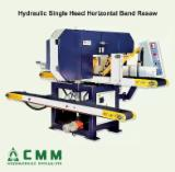 Hydraulic Single Head Horizontal Band Resaw