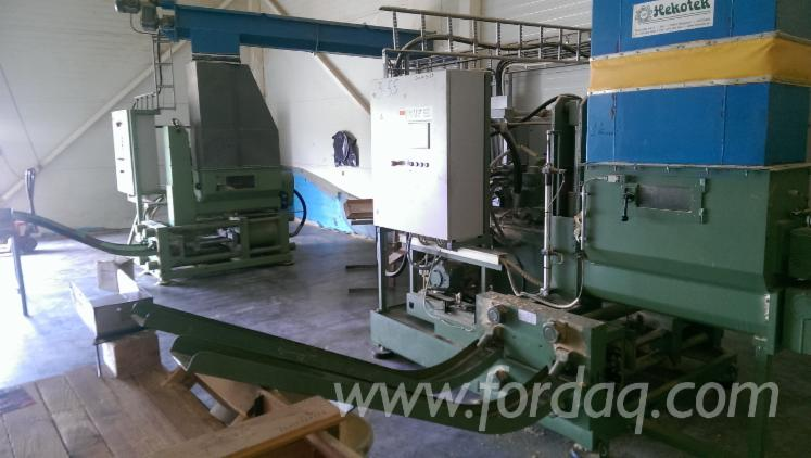 ruf briquetting machine