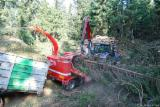 Forest & Harvesting Equipment - Used Eschlböck 2012 Hogger Romania